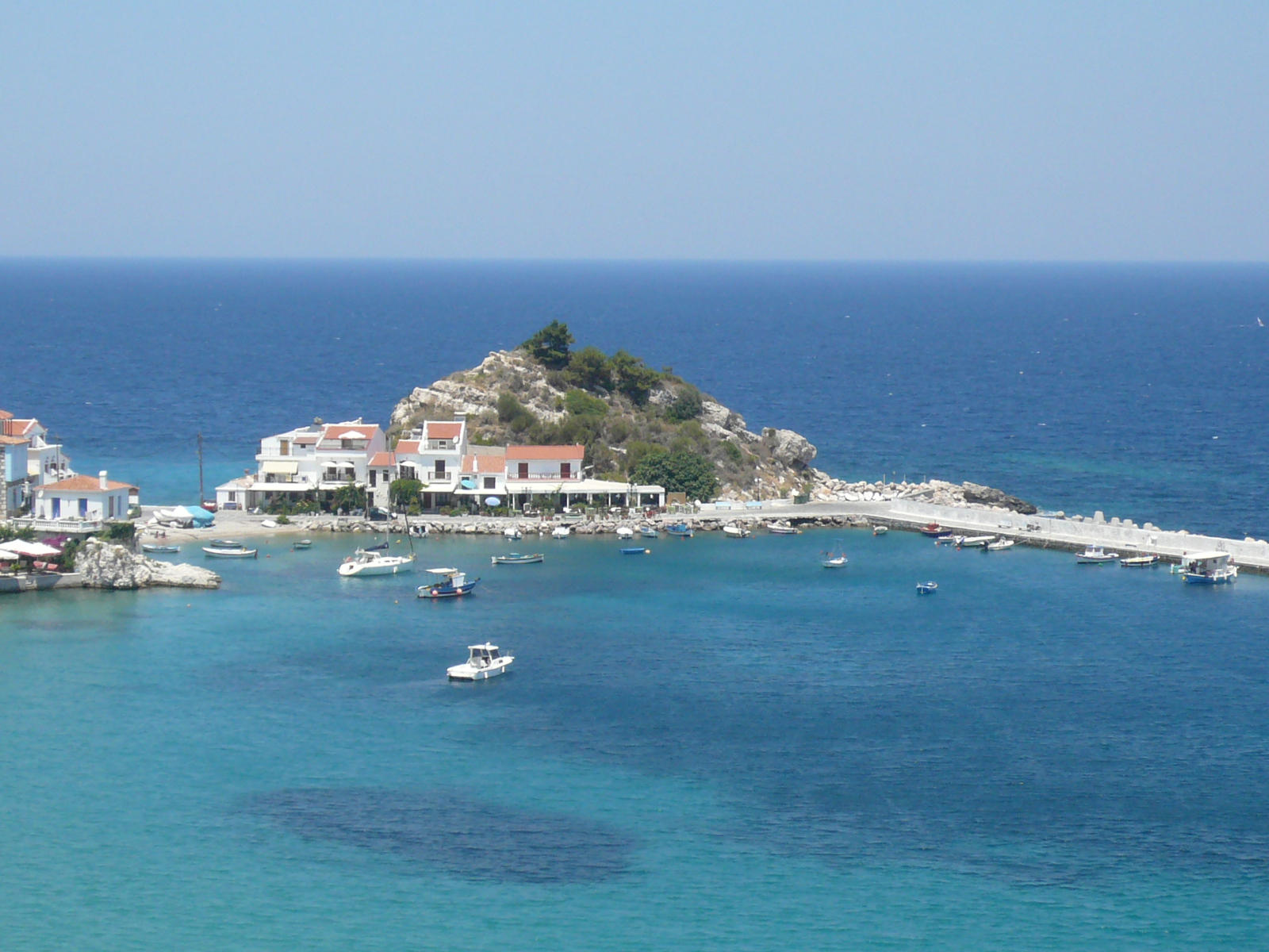 Samos Island Greece  city pictures gallery : ... and Information Anthemis Rooms Pension Kokkari samos island greece